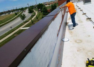 Repair – Cinder Block Wall